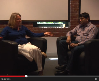 Conversation with Dharmesh Shah at hubspot
