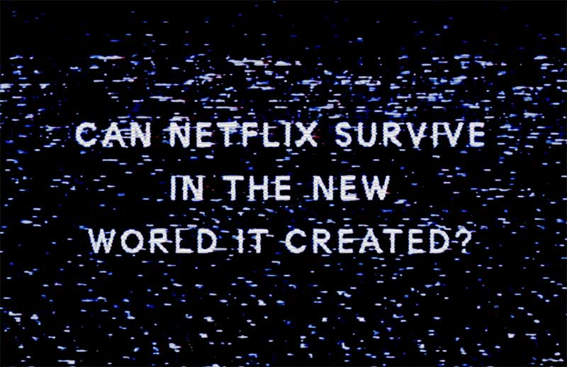 Can Netflix survive in the new world it created?