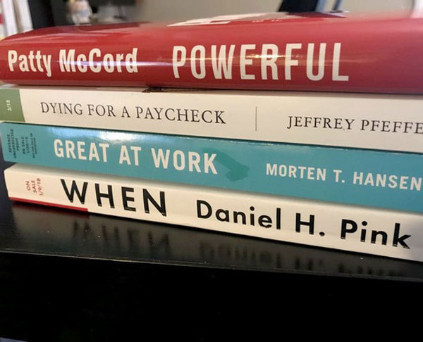 11 Books on Leadership to Read in 2018