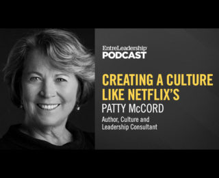 #246: Patty McCord—Creating a Culture Like Netflix's